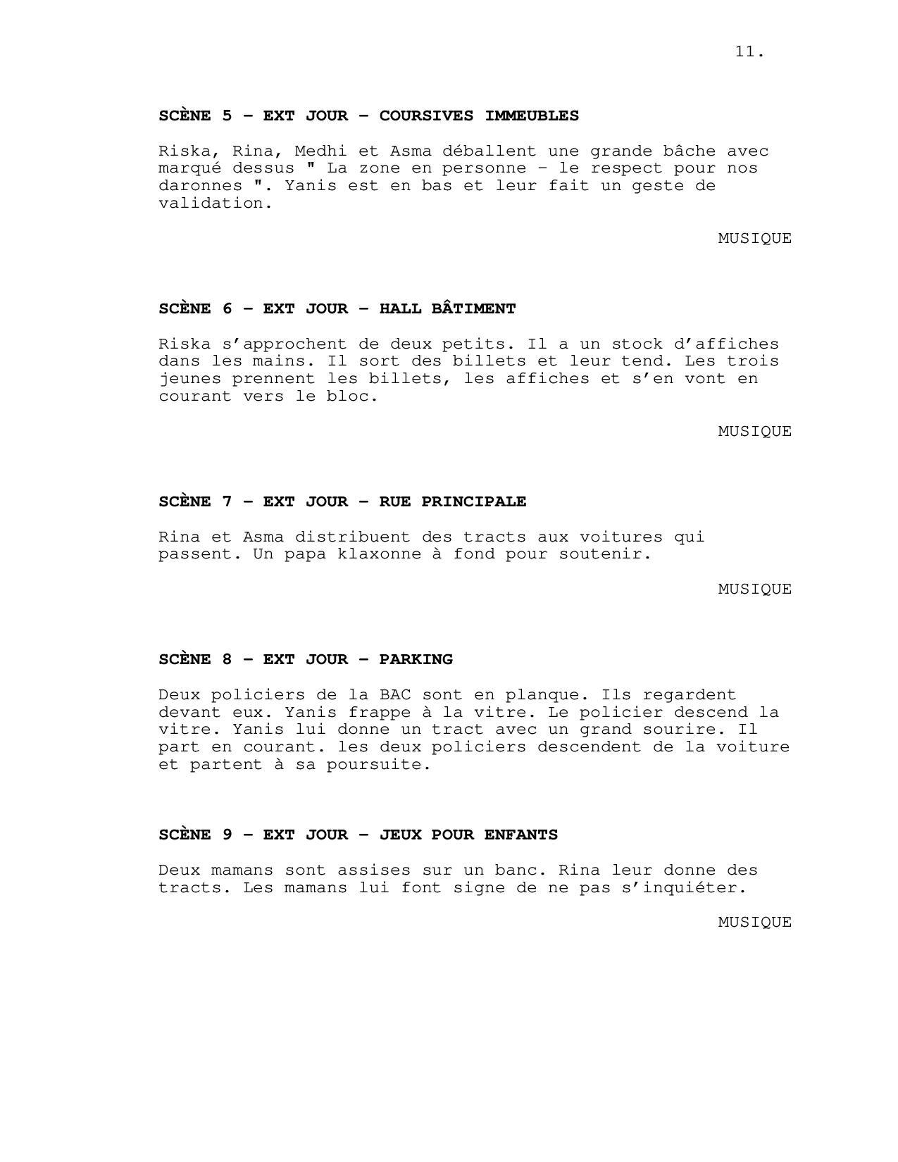 Court métrage La Zone en personne-page-012