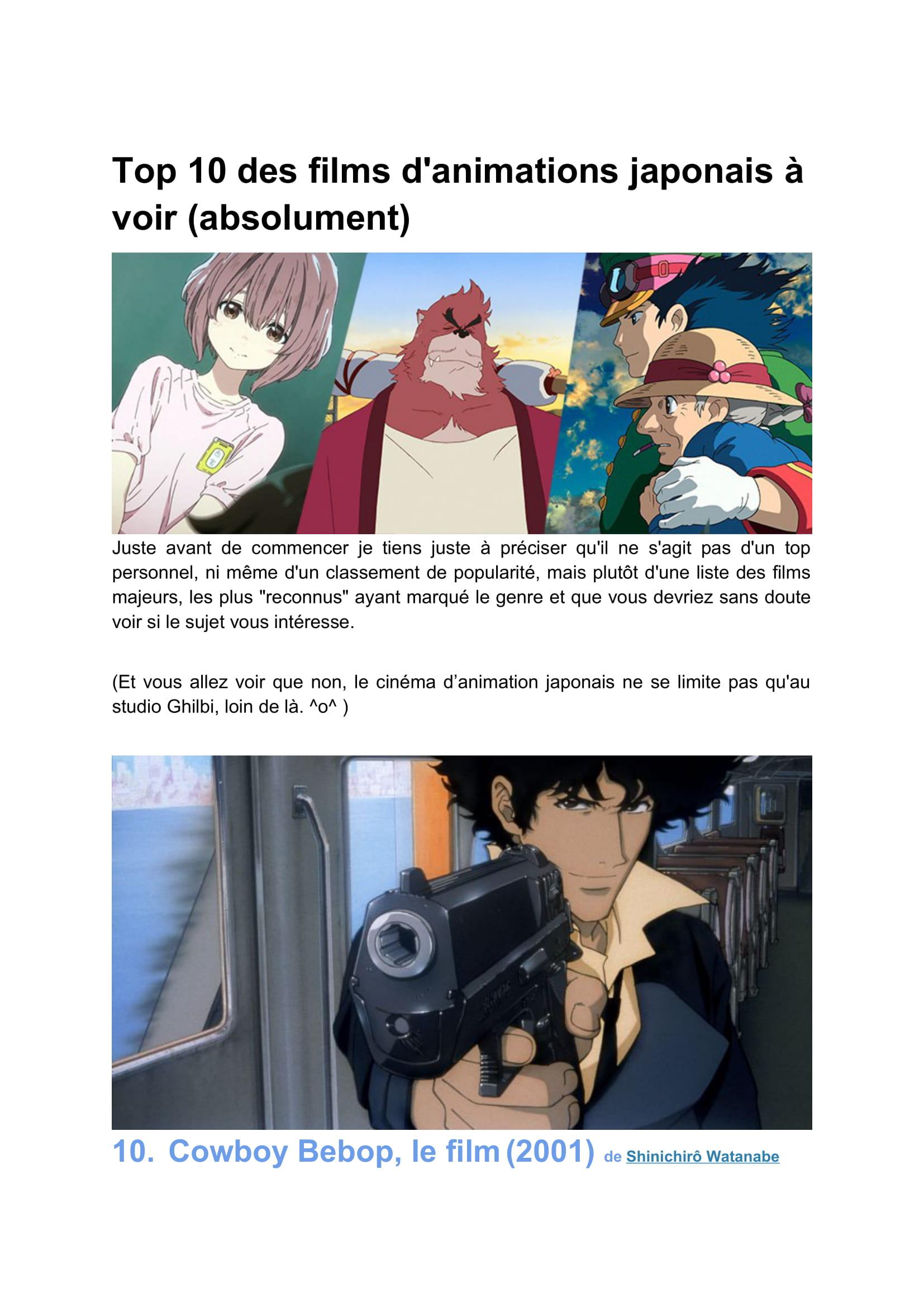Top 10 des films d'animations japonais à voir (absolument)-01
