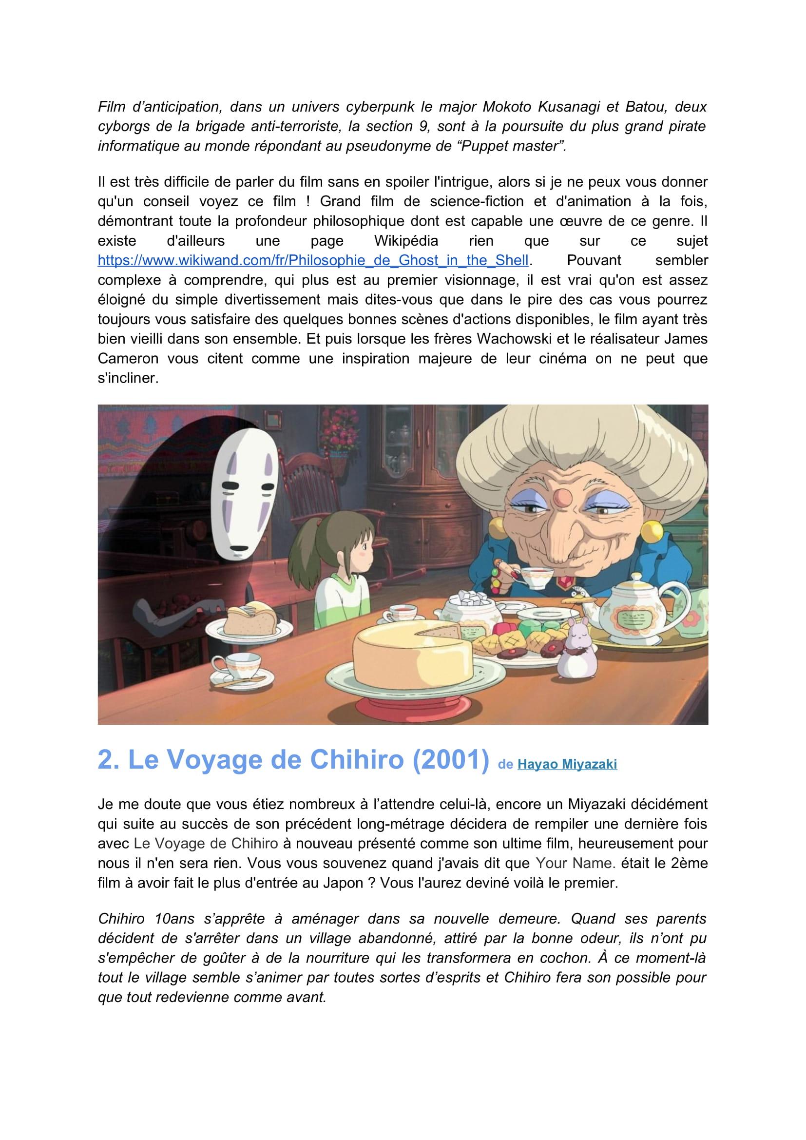 Top 10 des films d'animations japonais à voir (absolument)-10
