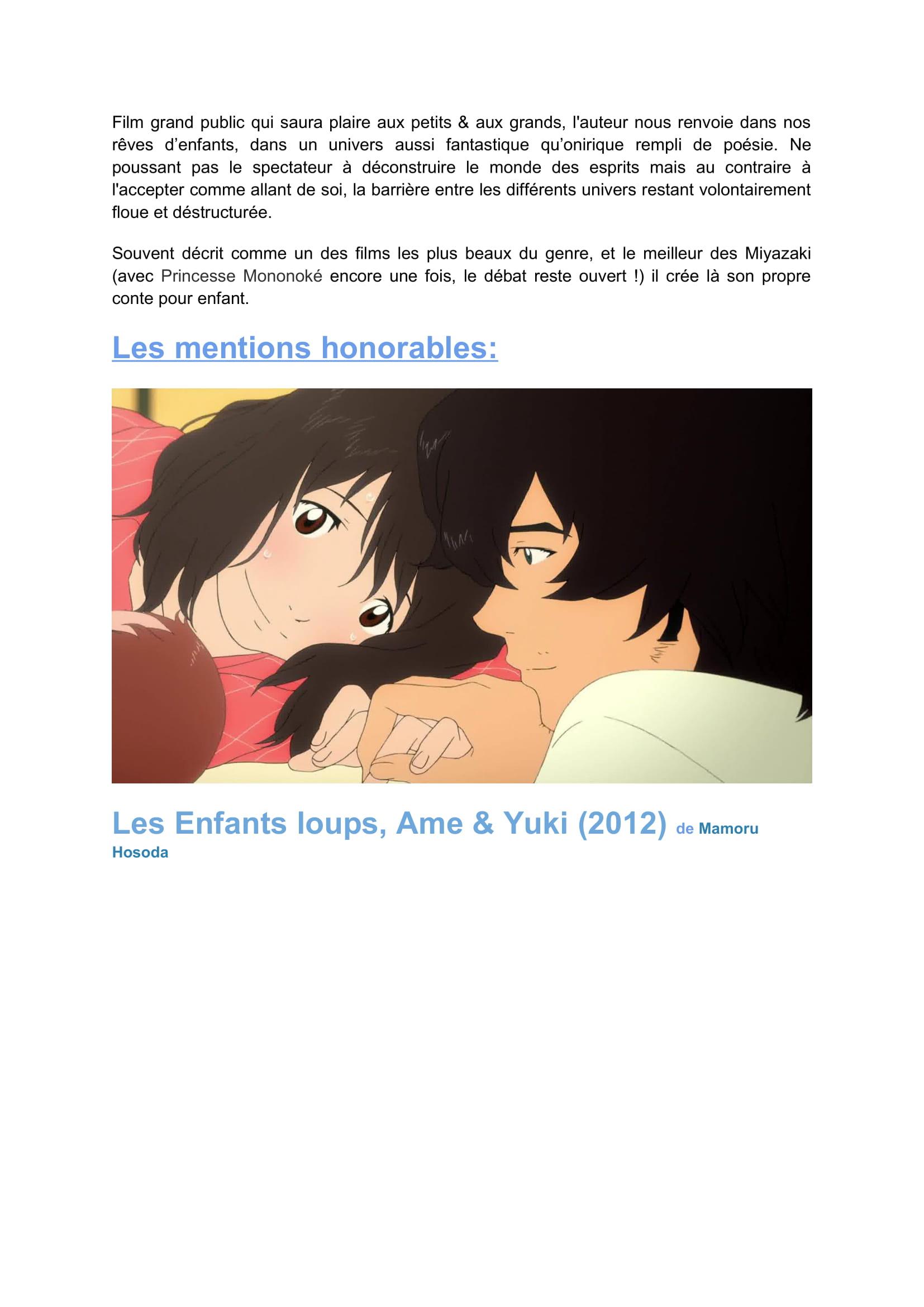 Top 10 des films d'animations japonais à voir (absolument)-11